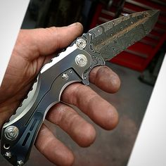 For those of you who isn't attending the Blade show. Here's your chance to get a…