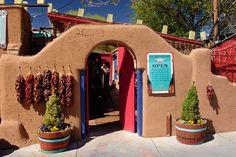 Casa Chimayo Restaurante, Santa Fe, New Mexico