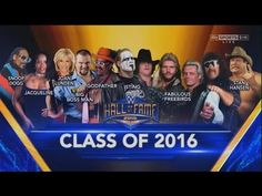 bc36ead0cb9e Everyone is waiting for the next big name to be announced as a member of  the 2017 class for the WWE Hall of Fame. Kurt Angle is the only inductee  who has ...
