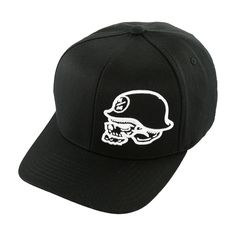 bcdbccc0722 Metal Mulisha Men s Merit Curved Bill Hat