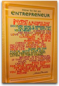 #entrepreneurship