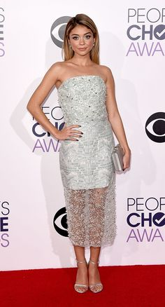 Sarah Hyland - People's Choice Awards 2015