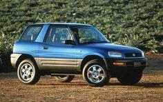 1996 Toyota RAV 4 - #12 (wife's car - Bahamas)