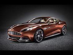 Aston Martin Vanquish (2013)