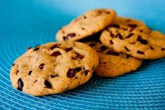 Cacao Nib Cookies - For the Chocolate Lover Who Wants Something Different (from Cupcake Project)