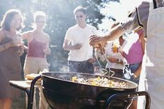 Outdoor Fun & Games for a Barbecue Party | LIVESTRONG.COM