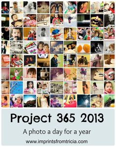 Are you prepping for Project 365 in 2013? On the fence about starting one? Here I share my own experience from last year in the hopes to inspire you to do one!