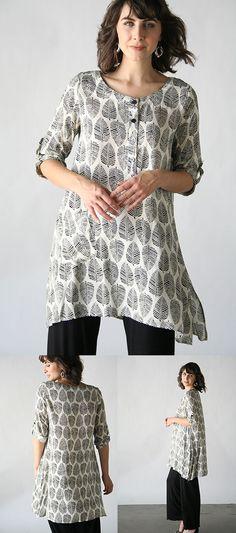 Product Image: Seaspray Tunic in Niche: Niche Clothing 2016