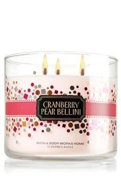 Cranberry Pear Bellini by Bath & Body Works