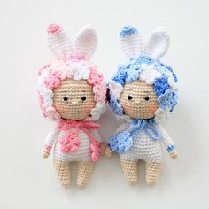 Crochet Bunny Lovey Pattern EN & ES, Cute Bunny Rabbit amigurumi Doll, Security Comfort Blanket Toy, gift for newborn (tutorial PDF file) Crochet Fox, Crochet Gifts, Crochet Dolls, Easter Crochet Patterns, Amigurumi Patterns, Amigurumi Doll, Knitting Patterns, Kawaii, Cute Bunny