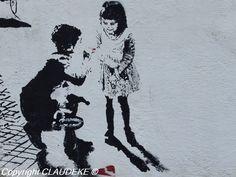 Bergen street art Bergen, Norway, Heart, Travel, Viajes, Destinations, Traveling, Trips, Tourism