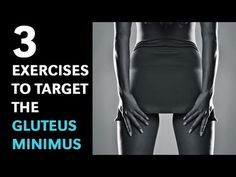 Best Butt Series (Part 3 of 3 Exercises for the Gluteus Minimus - Exerscribe Fitness Diet, Fitness Motivation, Health Fitness, Zumba, Gluteus Medius, I Work Out, Sport, Butt Workout, Glutes