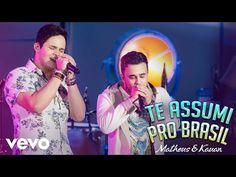 Matheus & Kauan - Te Assumi Pro Brasil – Na Praia 2 / Ao Vivo - YouTube