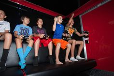 Kids had a great time playing the latest games on Xbox One, PS4, & Wii u. Be the coolest parent on the block and make your kid this happy! Use Coupon code:10OFFSUMMER to save 10%. Book your party or event at www.xtremegameparty.com