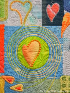Quilt Inspiration: Happy Valentine's Day (part two!)