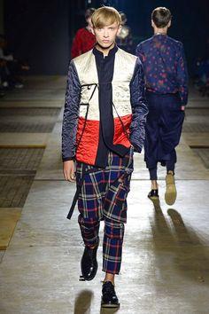 Dries Van Noten - Fall 2015 Menswear - Look 46 of 58