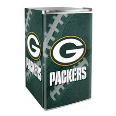 Use this Exclusive coupon code: PINFIVE to receive an additional 5% off the Green Bay Packers Primary Counter Height Refrigerator at SportsFansPlus.com