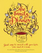 I stumbled upon this cookbook during a browsing session at Barnes & Nobel this week. I just looked it up to get reviews and found a wonderful companion website full of great ideas!! Though I can tell many of the recipes wouldn't go over well with my family, this book is far heavier on ideas for making family dinner special. There's even advice for divorced families on how to make dinner time a special time for the kids. Anyone with other ideas for making dinnertime special, I'd love if you'd…