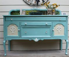 Fat Paint Company For chalk paint- check out Navy State of Mind