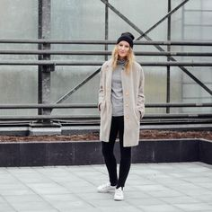 Wool Coat by today is girls