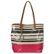 Nine West - Large shopper in bold stripes