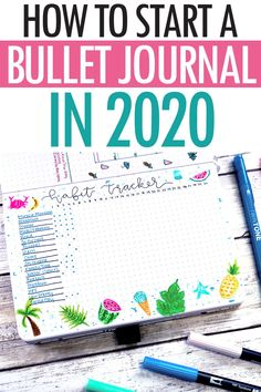 Bullet Journal How To Start A, Bullet Journal Spread, Bullet Journal Layout, Bullet Journal Inspiration, Bullet Journals, Journal Ideas, Life Organization, Organizing Life, Emergency Binder