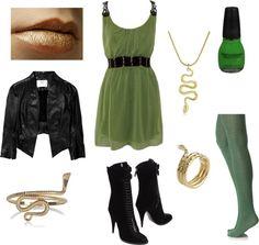 Lady Loki, created by operaphantom21 on Polyvore