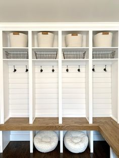 Custom Mudroom Space how to build a mudroom how to build a mudroom bench how to build a mudroom lockers how to build a mudroom entryway how to build a mudroom bench entryway how to build a mudroom addition Treatment Projects Care Design home decor Mudroom Cubbies, Mudroom Laundry Room, Bench Mudroom, Closet Mudroom, Closet Space, Vestibule, Home Modern, Farmhouse Renovation, Entryway Decor