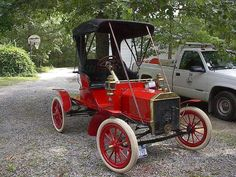 1906 Ford N Runabout A510