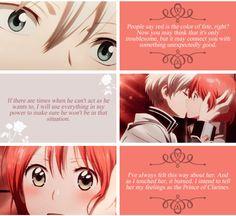 Akagami no Shirayukihime/ Snow White with the red hair anime and manga || Prince…
