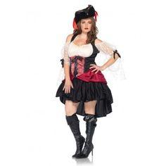 Disfraz Malvada Pirata