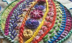KSH님의 즐거운 프랑스자수시간 <수록의 프랑스자수 배우기> : 네이버 블로그 Friendship Bracelets, Hand Embroidery, Quilts, Lava, Jewelry, Jewlery, Jewerly, Quilt Sets, Schmuck