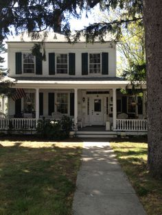 Classic Historical Colonial~Keyport, NJ~House of History, LLC.
