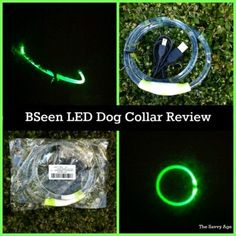 Wonderful tool for all dog owners and night dog walkers. Review of the BSeen LED Dog Collar will keep you and your pet safe at night.