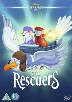 The Rescuers (1977) (Limited Edition Artwork Sleeve) [DVD] Amazon Movies, Hd Movies, Film Movie, Disney Magic, Disney Art, Disney Movies, Hd Streaming, Streaming Movies, Disney Blu Ray