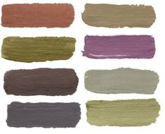 Earth Colors Paint pantone fall 2013 color report - paint colors marie flanigan