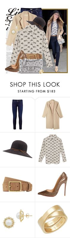 """105. Celebrity Inspired: Blake Lively"" by jojo6 ❤ liked on Polyvore featuring Mara Hoffman, rag & bone, Chanel, Lord & Taylor, Cartier, StreetStyle, blakelively and CelebrityStyle"