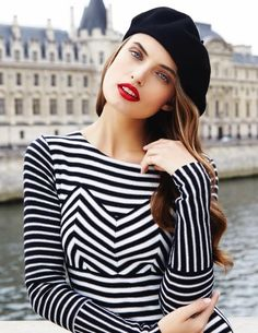 Una cita en Paris: Glamour Mexico & Latin America February 2016 by Enrique Vega