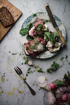 Radishes. Shall we talk about them for a moment? They are so delicious and wouldn't you agree, soooo beautiful?! I thought this was a perfectly fitting post to release on the first day of spring. Can you believe it by …