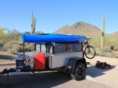 FORT Camping Tent Trailer