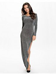 Long slit dress Long Dress With Slit, Slit Dress, Sweaters, Stuff To Buy, Dresses, Fashion, Fashion Styles, Vestidos, Moda