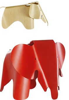 1000 images about la parade des l phants on pinterest for Reedition chaise eames