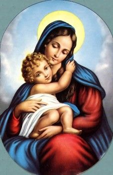 mary mother of god - Google Search