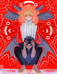 [Devilman Crybaby] Akira + Ryo Print sold by cherriielle. Shop more products from cherriielle on Storenvy, the home of independent small businesses all over the world.
