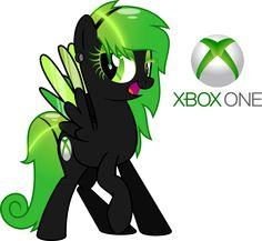 My little console- Xbox one by BlueAthomBomb on DeviantArt