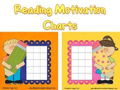 Motivation to Read Pin 1. Each student has a motivation chart. Every time they read independently during reading workshop they get a stamp or sticker. When a students card is filled they receive a prize or reward.