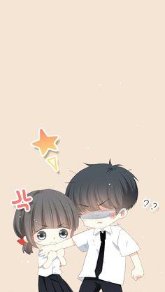 Pin oleh fahad ahmad di anime couples аниме арт, пары аниме, dan идеи для р Cute Chibi Couple, Anime Love Couple, Manga Couple, Couple Cartoon, Anime Couples Drawings, Anime Couples Manga, Cute Anime Couples, Anime Chibi, Anime Manga