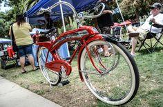 Cruiser Bicycle, Motorized Bicycle, Custom Harleys, Vintage Bicycles, Harley Davidson Motorcycles, Wheeling, Bobbers, Rat Rods, Cool Stuff