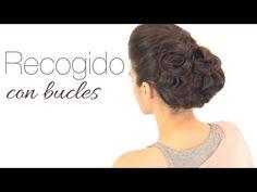 M PEINADOS CON BUCLES : Peinados y cortes de cabello
