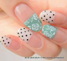 Would have this but just with the polka dots.